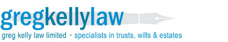 Greg Kelly Law Logo